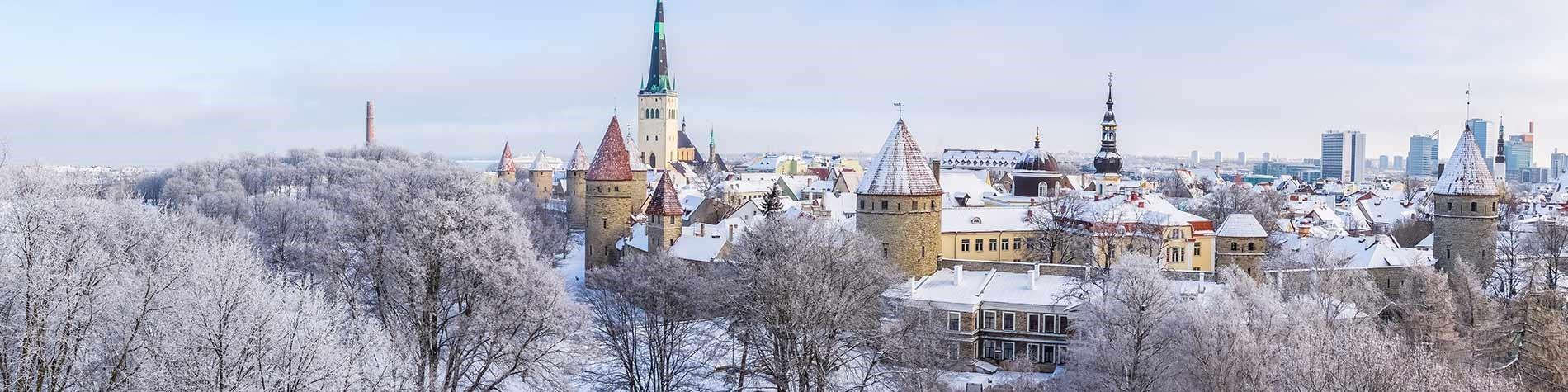 vuelos a estonia