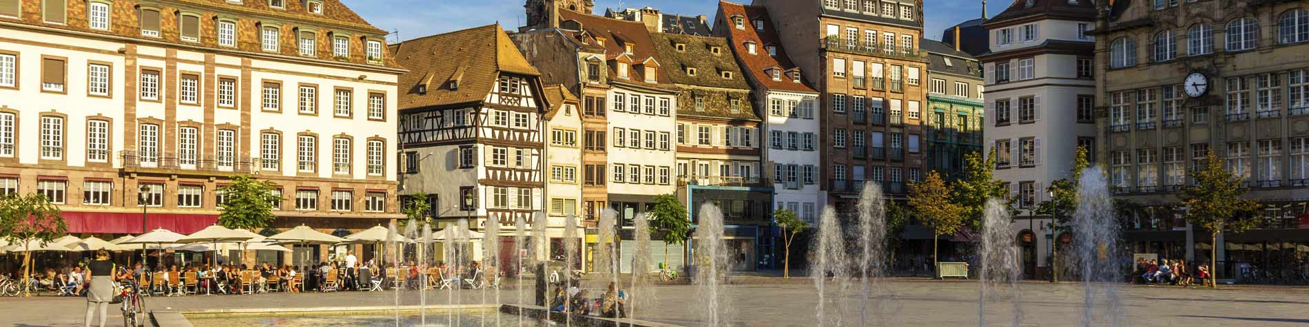 Cheap Flights To Strasbourg Sxb