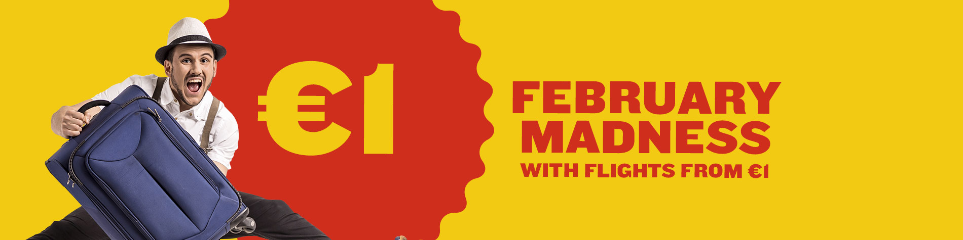 Ryanair S February Madness 1 Flights Across All Europe