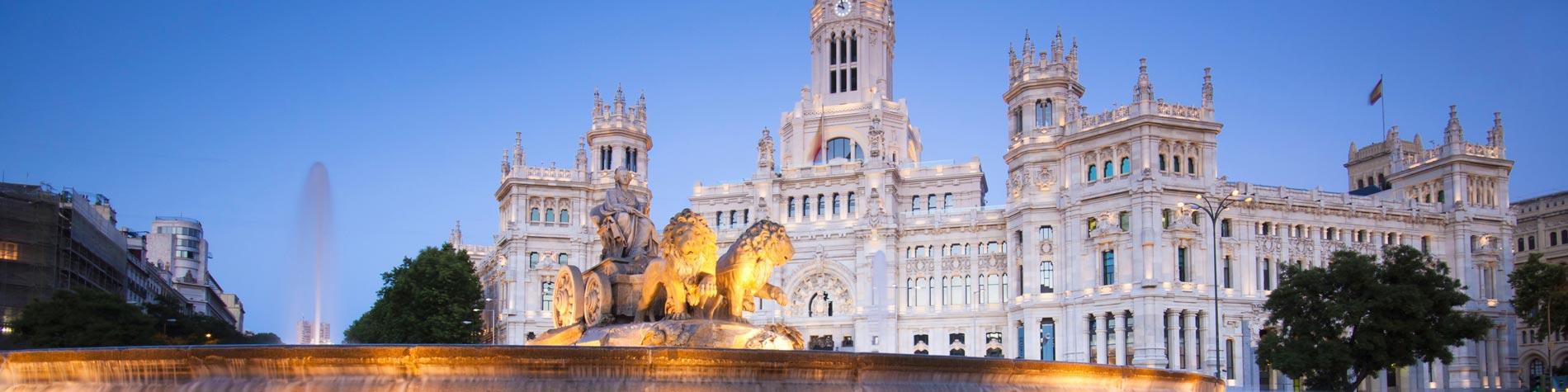 Billigflüge Nach Madrid Mad Ab 1498 Ryanaircom