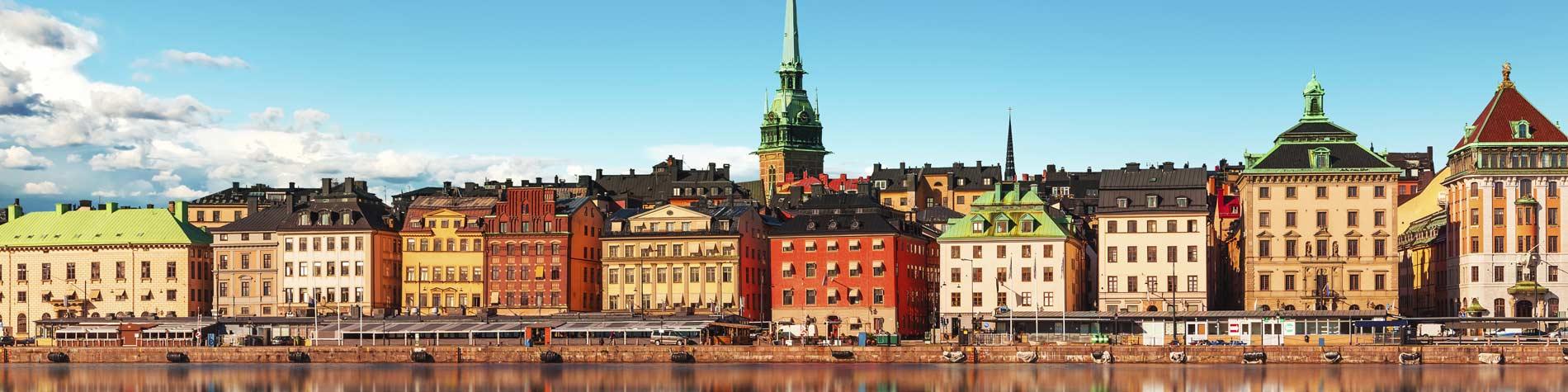 flyg stockholm strasbourg