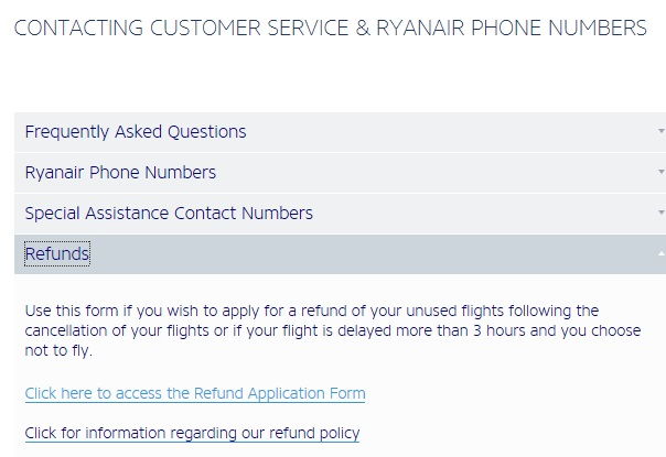 ryanair manage my booking